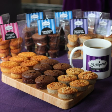 Coffee Lovers Selection Pack - Gluten-Free Friands & Brownies