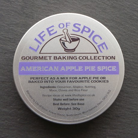 American Apple Pie Spice