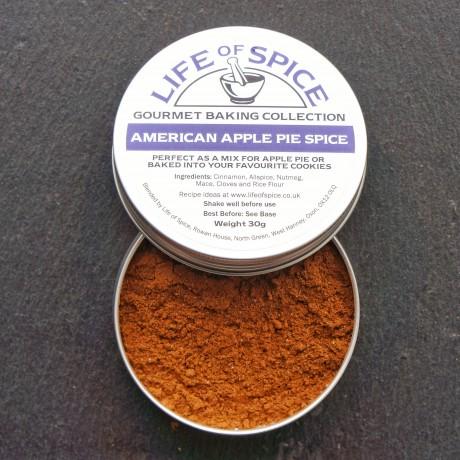 American Apple Pie Spice