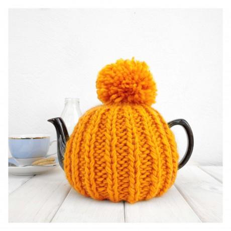 Mustard Dorothy 6 Cup Tea Cosy
