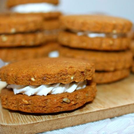Organic Vegan Cinnamon Cookies