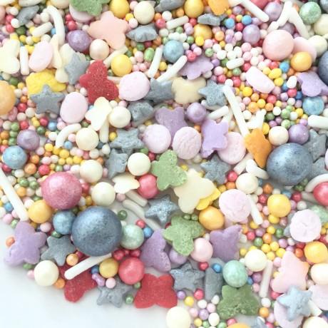 Confetti Explosion Cake Sprinkles