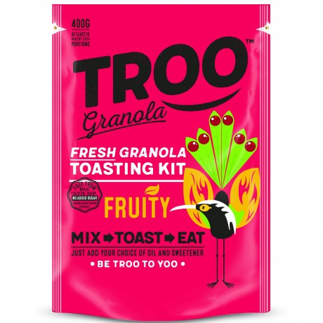 Troo Granola Toasting Kit - Fruittty