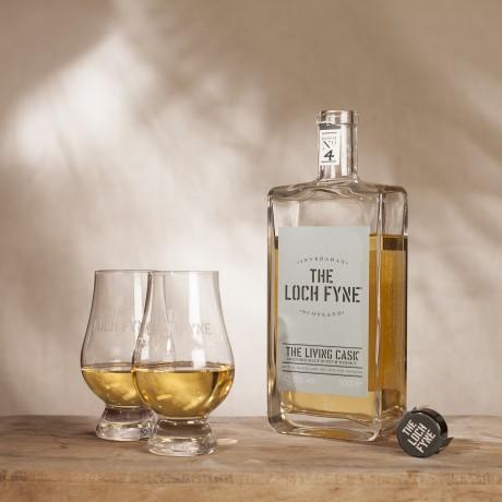 The Living Cask Batch 4 - Blended Malt Scotch Whisky (Bottle Engraving Available)