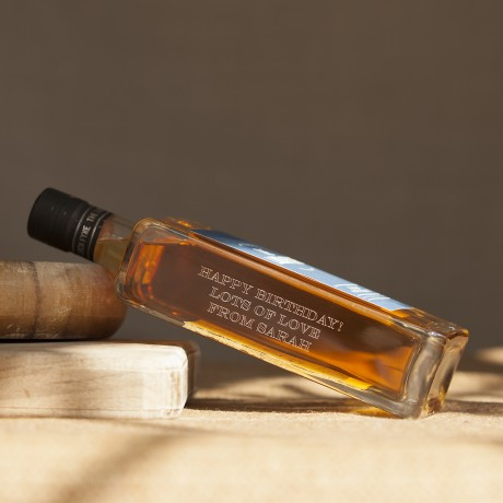 Blended Scotch Whisky (Bottle Engraving Available)