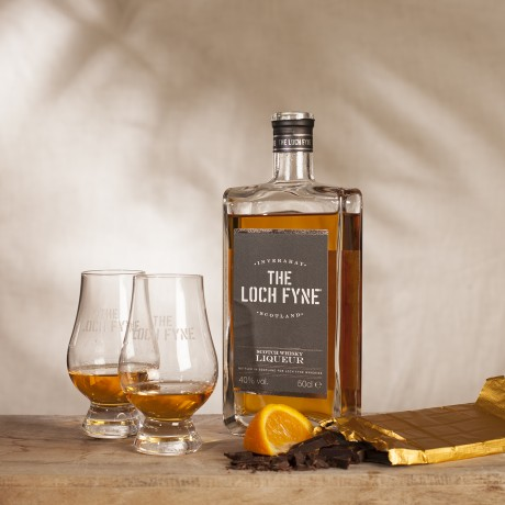 Chocolate & Orange Scotch Whisky Liqueur (Bottle Engraving Available)