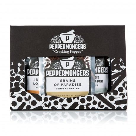 Peppermongers Exotic Pepper Gift