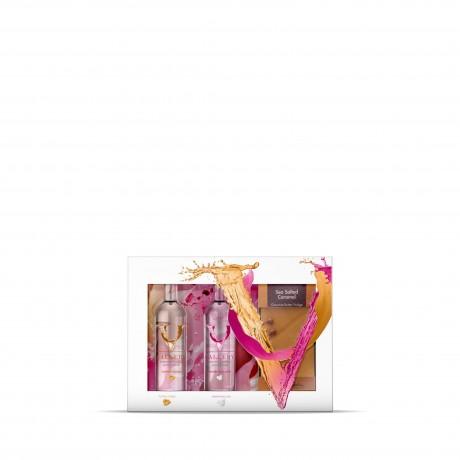 V Gallery Vodka & Fudge Gift Set