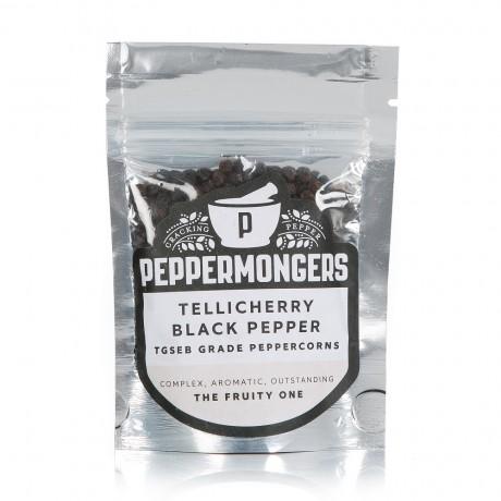 Peppermongers Tellicherry Black Pepper