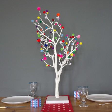 Unwrapped Bright Tree
