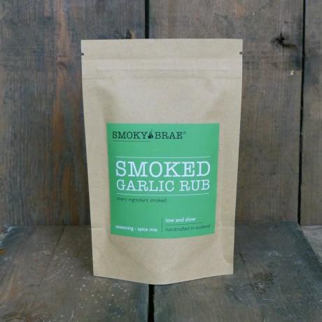 Smoked Garlic Rub