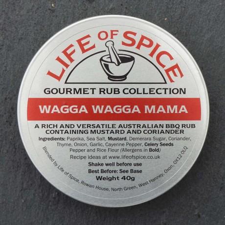 Wagga Wagga Mama