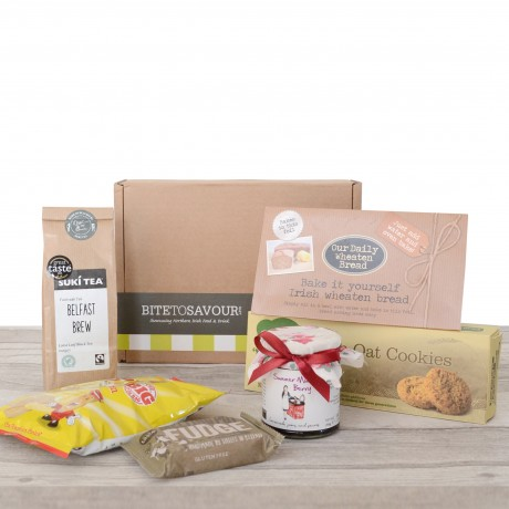 A Wee Taste of Home Food Box