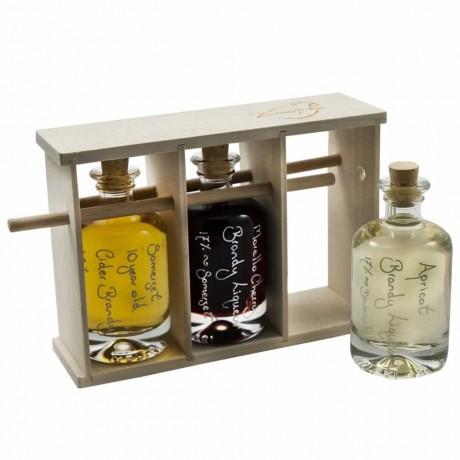 Demijohn's Mini Brandy Rack