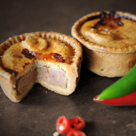 Chilli Pork Pie 190g