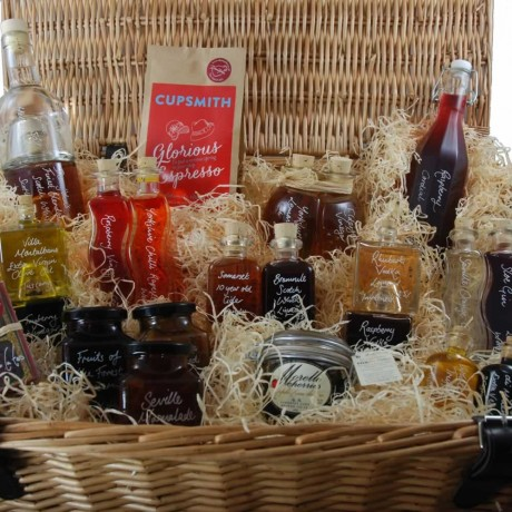 Large Demijohn Hamper