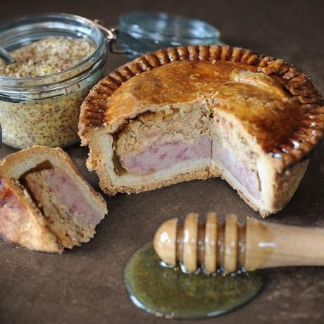 Yorkshire Farmer Pork Pie