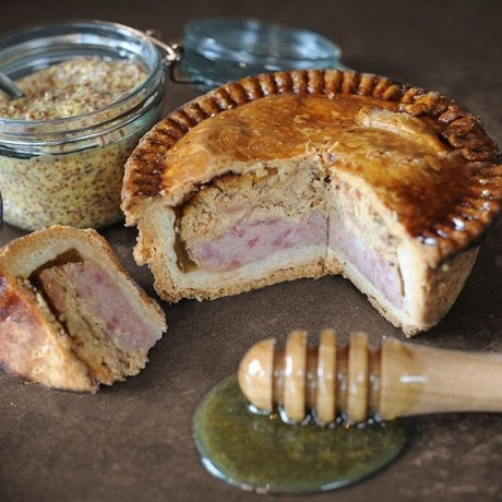 Yorkshire Farmer's Pork Pie