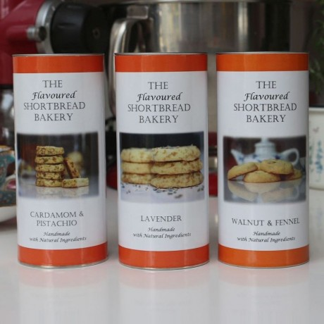 Aromatic Shortbread Selection