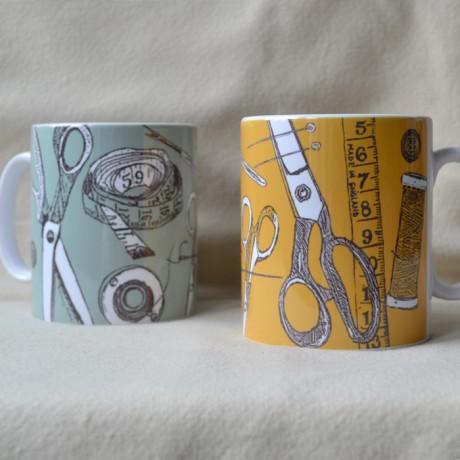 Makers Mug - Sea Green