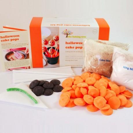Halloween Cake Pops Kit