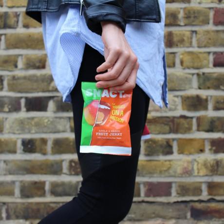 Apple & Mango Fruit Jerky (10 packs)