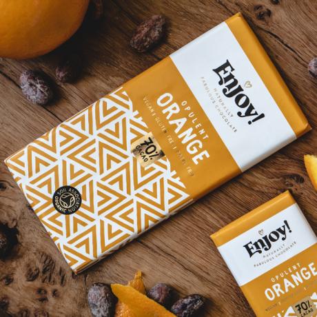 Orange 70g & 35g bars