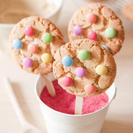 Polka Dot Cookie Baking Kit