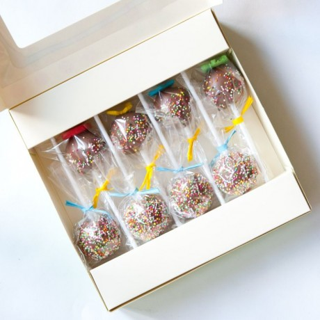 Kids' Party Cake Pops Box