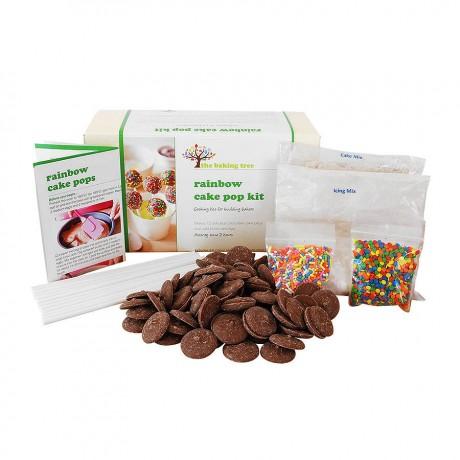 Rainbow Cake Pop Kit