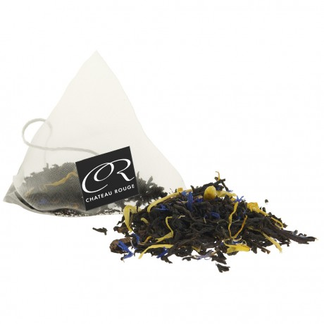 Chateau Rouge Gourmet Fine Foods Gift_Prince of Earl Grey_Organic Loose Leaf Black Tea Bag