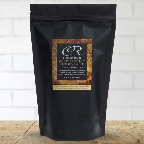 Chateau Rouge Fine Foods - Wildharvest Honeybush Organic Herbal Tea Bags Pouch
