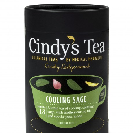 13 Cooling Sage - CADDY
