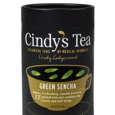 11 Minty Spice Sencha - CADDY