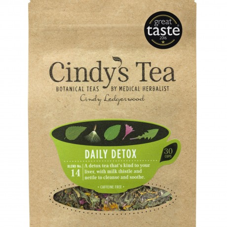 14 Detox Tea - Loose Leaf