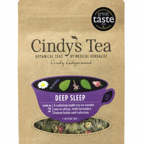 02 Deep Sleep Tea - 1 month of Sleep!