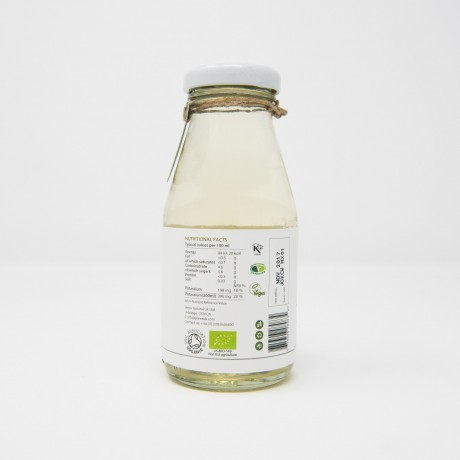 Organic King Coconut Water Mint & Lime