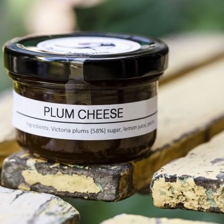 Handmade Plum Fruit Cheese