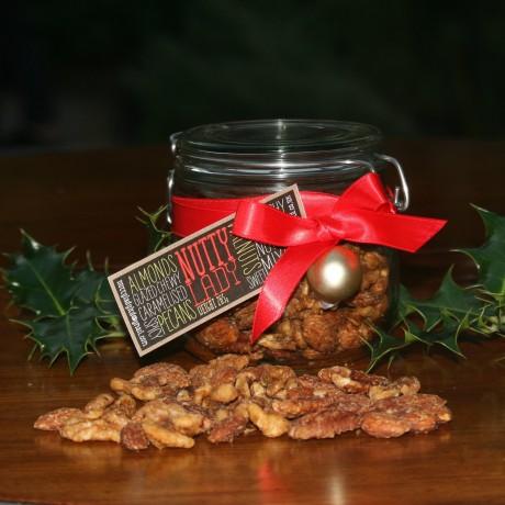 265g Christmas jar