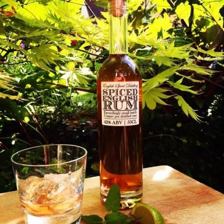 English Spirit's Spiced Rum