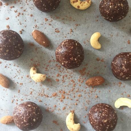 Raw Brownie - Paleo Bliss Bites Mix