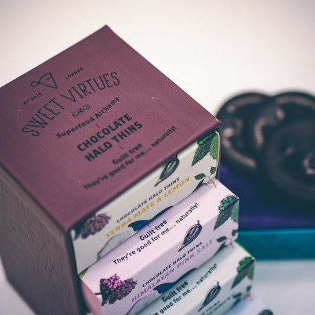 Sweet Virtues Raw Chocolate