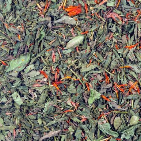 11 Minty Spice Sencha - HERB