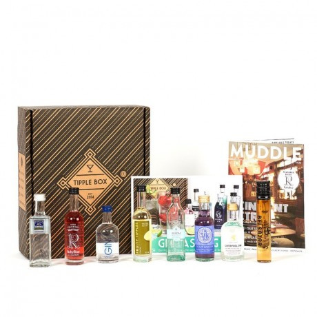 gin and liqueur set