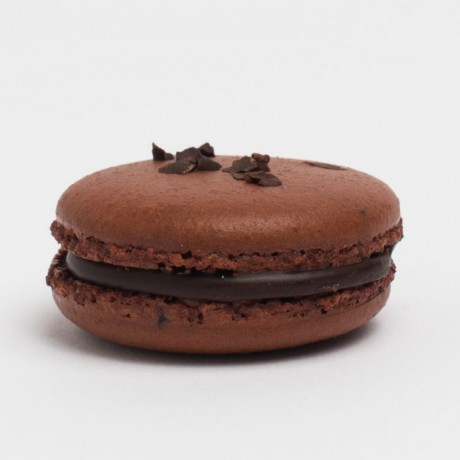 This. Is. Chocolate. Macarons