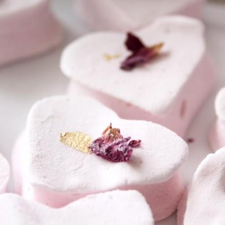 100 Marshmallow Wedding Favours