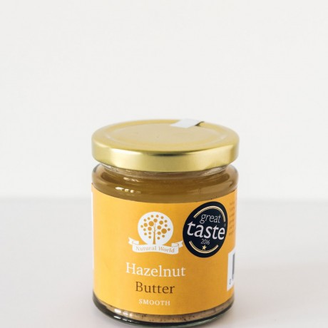 Nutural World's Nut Butter