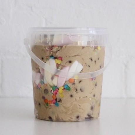 Bucket of Edible Cookie Dough