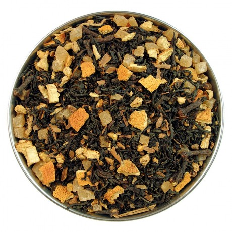Masala Chai Orange and Cream
