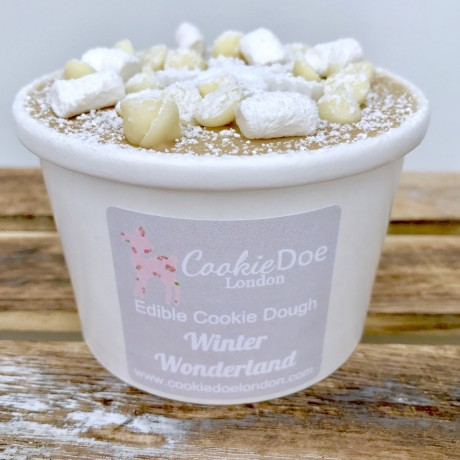 Winter Wonderland Cookie Dough